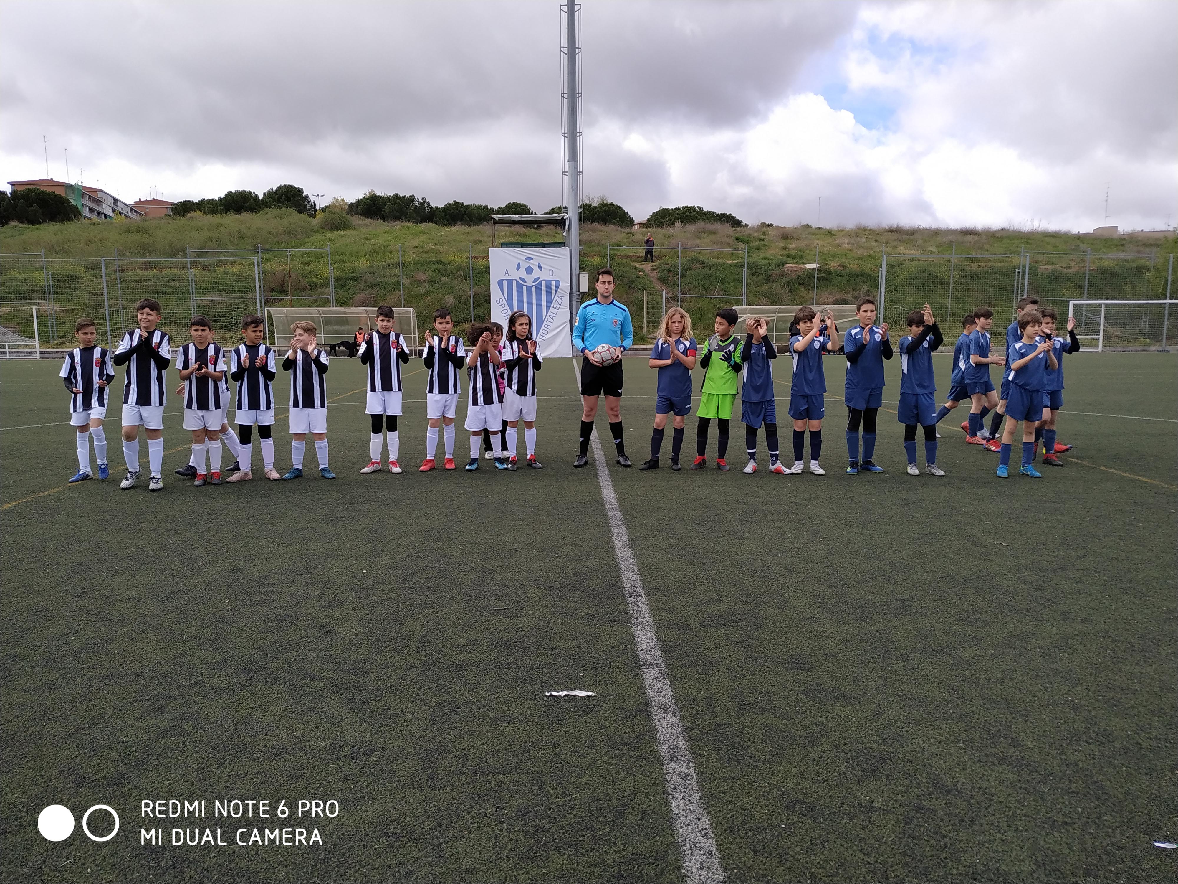 A D Sporting De Hortaleza Alevin C 6 0 A D Sporting San