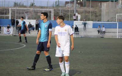"""Cadete """"A"""" 1-3 Real Madrid """"A"""""""