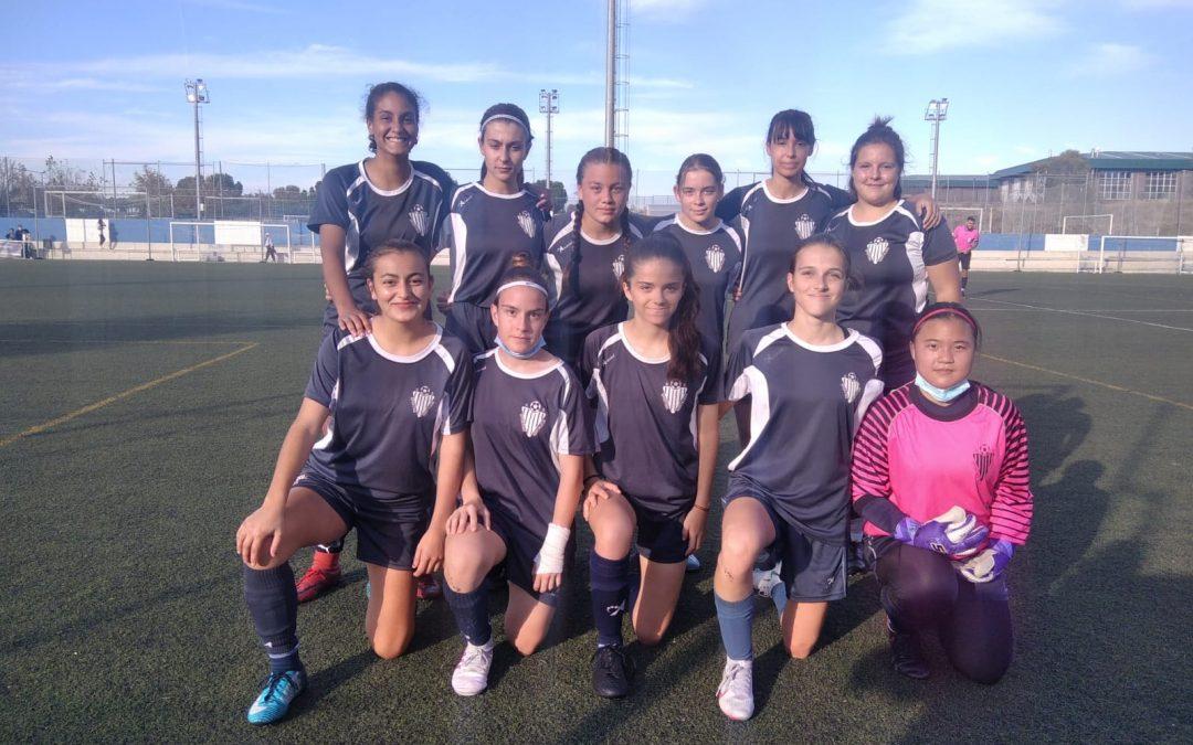 Juvenil Femenino 17-0 C.F. Alalpardo